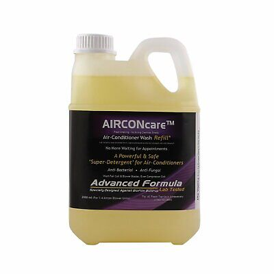 AU67 • Buy NEW AIRCONcare Air Conditioner Coil Cleaner For Both Home And Car Auto AC