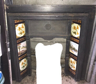 Victorian Style Fireplace Insert, • 100£