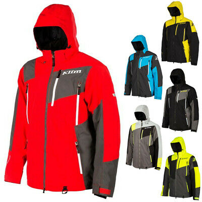 $ CDN536.21 • Buy Klim Storm Non-Insulated Mens Snowmobile Skiing Performance Shell Jackets