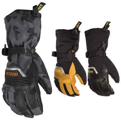 $ CDN187.69 • Buy Klim Fusion Snowmobile Snow Sled Winter Mens Cold Weather Casual Gloves