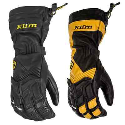 $ CDN311 • Buy Klim Elite Gore-Tex Mens Snowmobile Snow Winter Cold Weather Insulated Gloves