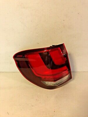 $199.99 • Buy 2014 2015 2016 2017 2018 BMW X5 Driver LH Left Outer LED Tail Light OEM A0427