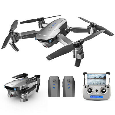 AU159.99 • Buy RC Quadcopter Drone SG907 1080P Drone With Dual Camera Follow Me W/ 2 Battery