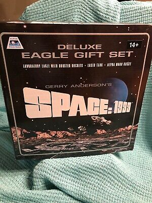 $359.99 • Buy SPACE:1999 DELUXE EAGLE GIFT SET - Diecast Product Enterprise Gerry Anderson NIB