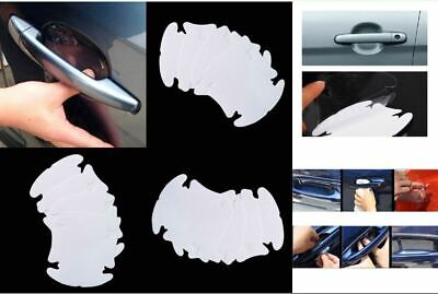 AU4.80 • Buy 4pc Car Door Handle Invisible Protective Films - Scratches Protector Accessories