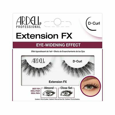 Ardell Extension FX False Eyelashes - D Curl - Eye Widening Effect Lashes • 7.99£