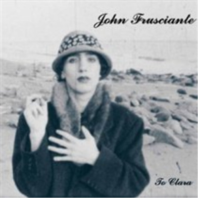 John Frusciante-Niandra Lades And Usually Just A T-shirt CD NEW • 7.10£
