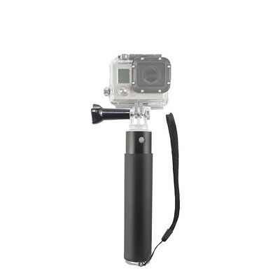 AU10.80 • Buy Monopod Selfie Stick Extendable For GoPro HERO 3 4 5 6 7 8 Action Camera Phone