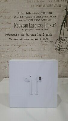 $ CDN174.52 • Buy Apple AirPods 2nd Generation With Charging Case - White