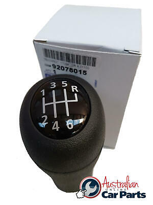 AU68.50 • Buy GEAR KNOB Suitable For Holden Commodore VT VX 6 Speed MANUAL SS 5.7L GEN3 V8 New