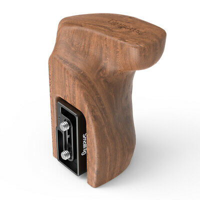 AU94.86 • Buy SmallRig Quick Release Wooden Grip For Z CAM E2 Series Cameras HTS2457