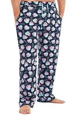 Peppa Pig Pyjamas Cotton Bottoms For Men, Presents For Dad • 13.14£