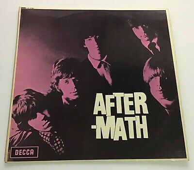 £716.85 • Buy Rolling Stones Aftermath UK 1st Pressing Vinyl Mint - / Cleanest Cover Ex++.