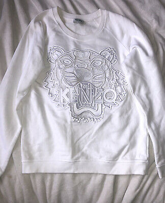 AU102.50 • Buy Womens Kenzo Sweat Crew Jumper
