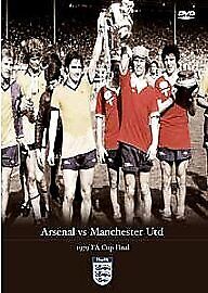 1979 FA Cup Final Arsenal FC V Manchester United FC - DVD • 13.95£