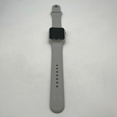 $ CDN140.50 • Buy Apple Watch Series 1 (GPS) Space Gray Sport 38mm W/ Gray Sport Good Condition