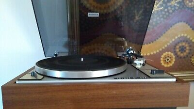 AU225 • Buy Monarch Turntable Record Player In TEAK Made In Japan 1972