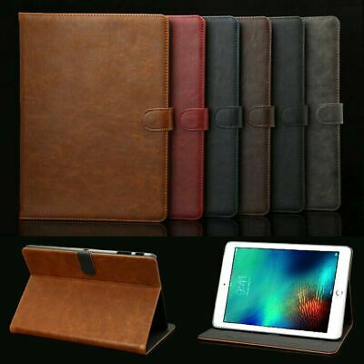 AU23.99 • Buy Luxury Leather Cover Case For IPad 5th 6th 2018 7th 10.2 Pro 9.7  10.5  11  12.8