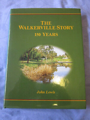 AU29.90 • Buy The Walkerville Story 150 Years South Australia  History John Lewis