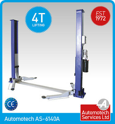 2 POST LIFT  CAR / VEHICLE RAMP/ HOIST  4 TON, 4000Kg , NEW TWO POSTER • 1,438.80£