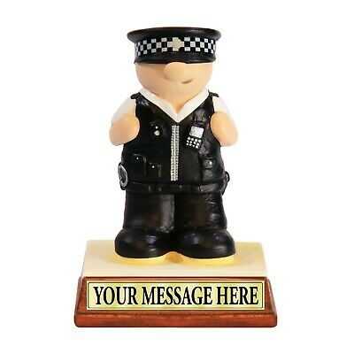 POLICE OFFICER GIFT Personalised Birthday Present Idea Novelty Funny Policeman • 13.99£