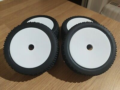 1/8th  Scale Buggy Wheels And Tyres 17mm Hex  • 22.99£