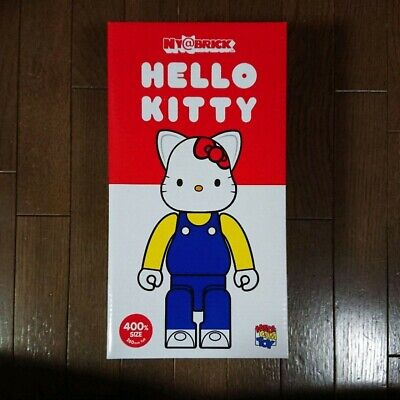 $189.05 • Buy Medicom Toy NY@brick Hello Kitty 400 BE@RBRICK  Bear Brick Limited Version Japan