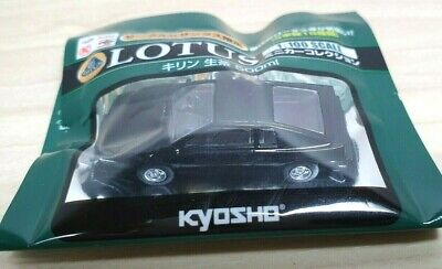 $ CDN13.20 • Buy 1/100 Kyosho LOTUS ESPRIT S1 BLACK Diecast Car Model NEW