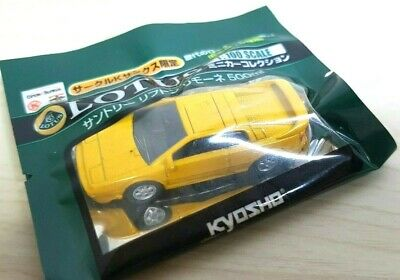 $ CDN13.20 • Buy 1/100 Kyosho LOTUS ESPRIT V8 YELLOW Diecast Car Model NEW