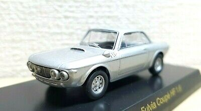 £15.42 • Buy 1/64 Kyosho LANCIA FULVIA COUPE HF 1.6 SILVER Diecast Car Model