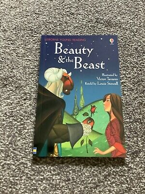 £4 • Buy Beauty And The Beast - Usborne Young Readers - Brand New