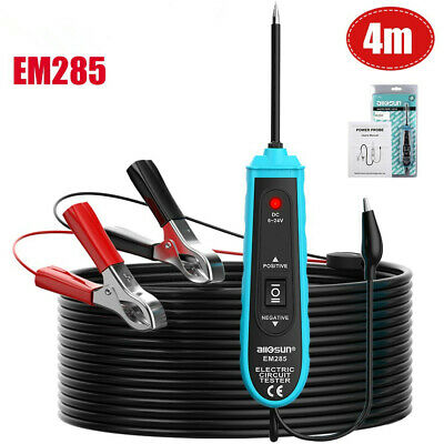 AU44.69 • Buy All-Sun EM285 Power Car Electric Circuit Tester Automotive Tools Kit Newest AU