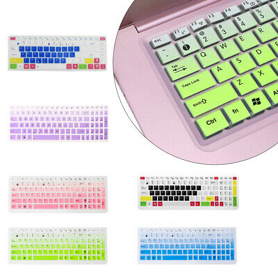 Keyboard Cover Keypad Film Protector Silicone Protection For Asus K50 Laptop • 2.34£