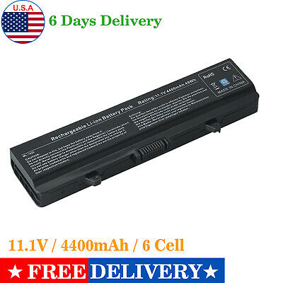 $12.99 • Buy Battery For Dell Inspiron 1525 1526 TYPE M911G RN873 RU573 UK716 WK371 451-10478