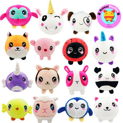 Squeezamals / Animal Plushies / Cute Plushies / Squishy Soft Toy / Plushies Toy • 3.99£