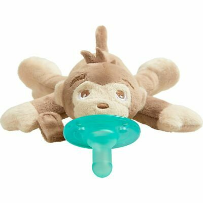 AU13.38 • Buy  Philips Avent Soothie Snuggle Pacifier, 0-3 Months, Monkey