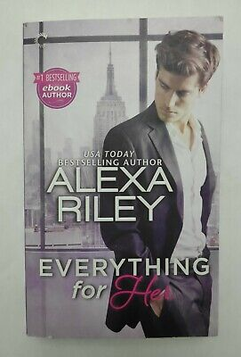 AU36.88 • Buy Everything For Her By Alexa Riley