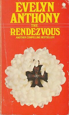 The Rendezvous - Evelyn Anthony - Sphere - Acceptable - Paperback • 9.49£
