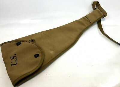 $ CDN232.74 • Buy Us Wwii Airborne Paratrooper Jumper M1a1 Carbine Carry Bag Khaki 1943 Milltex