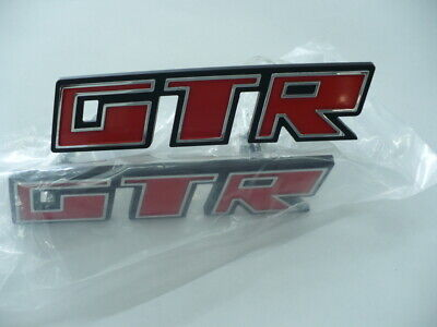 AU30 • Buy Holden Torana LC-LJ GTR Door Trim / Quarter / Boot Short Pin GTR Badge