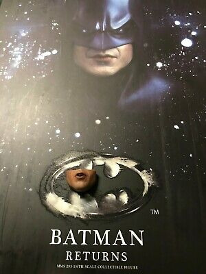 $ CDN38.05 • Buy 1/6 Hot Toys Batman Returns Batman MMS293 Lower Face #3 *US Seller*