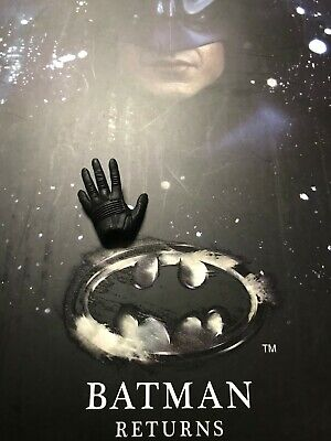 $ CDN25.36 • Buy 1/6 Hot Toys Batman Returns Batman MMS293 One Open Left Palm