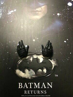 $ CDN50.74 • Buy 1/6 Hot Toys Batman Returns Batman MMS293 Pair Of Relaxed Palms