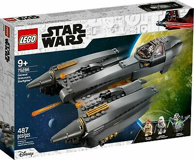 AU114.88 • Buy LEGO 75286 Star Wars™ General Grievous's Starfighter (New) Free Delivery