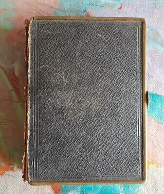 Antique Dapre Family Holy Bible Old And New Testament C1881 Eyre & Spottiswoode  • 169.99£