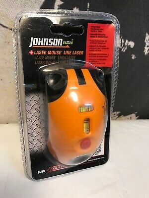 AU19.17 • Buy Johnson Level And Tool 9250 Laser Line Level Mouse New