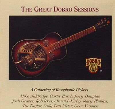 The Great Dobro Sessions [CD] • 12.58£
