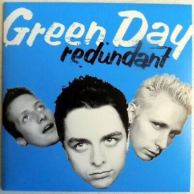 £14.46 • Buy Green Day - Redundant + 3 EP - USA - 7  W/ Picture Sleeve - 2009 - New