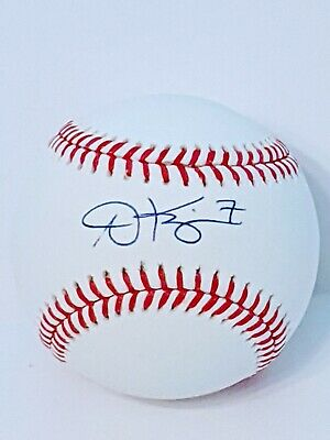 $ CDN52.83 • Buy Andrew Knizner Signed Mlb Baseball St.louis Cardinals Coa & Holograms