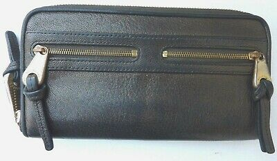 Genuine MULBERRY Mabel Purse Wallet -  £350 - Metallic Brown Leather  REDUCED • 185£